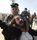 How the IDF treats Orthodox Jews and other religious denominations...with U.S. funding.